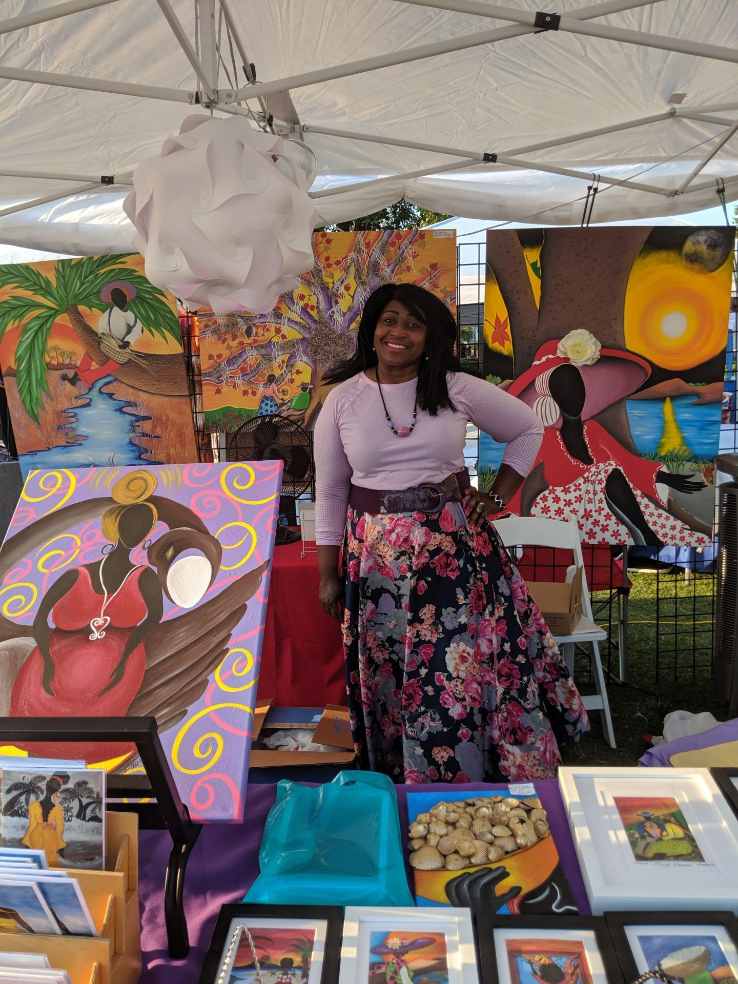 IMG_20190524_191736 Black Southern Belle Travels: Images of Gullah Festival 2019 in Beaufort, SC