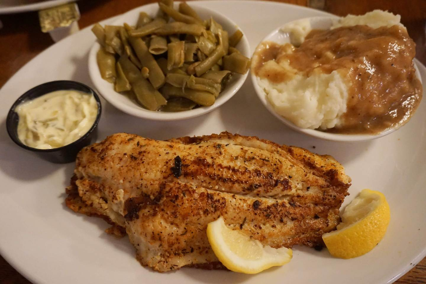 fish-1440x960 Atlanta's Mary Mac's Tea Room is a Southern Haven in the City