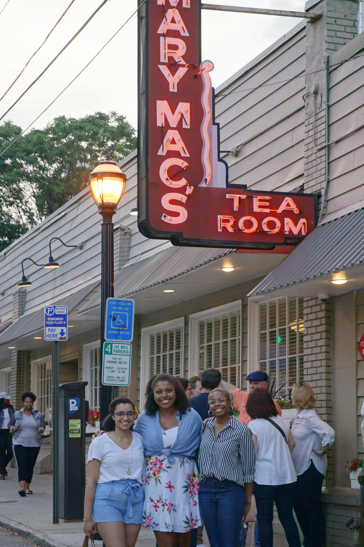 outside-1440x2160 Atlanta's Mary Mac's Tea Room is a Southern Haven in the City