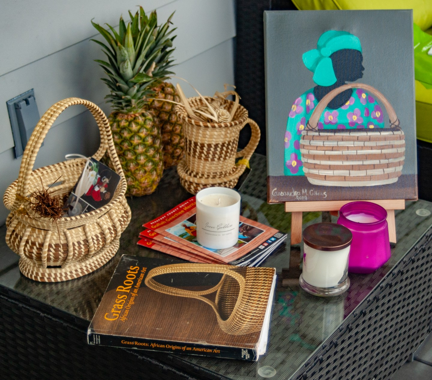 BBCC-2019_8-2 Gullah Heritage Through Design: Home Decor in Beaufort, SC