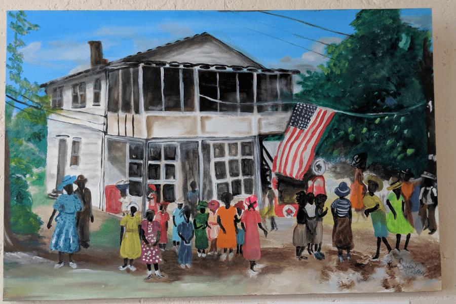 Gullah-36 Black Heritage Travel: Penn Center Labor Day Celebration on the South Carolina Sea Islands