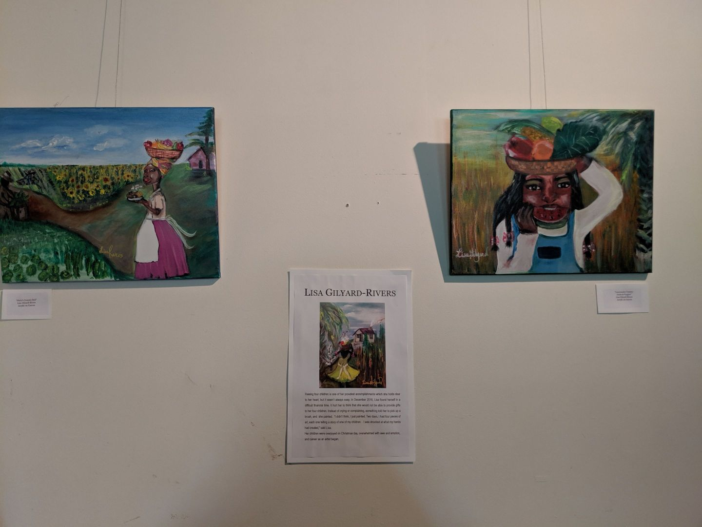 IMG_20190608_140900 The Art of Lisa Gilyard-Rivers: A Gullah Homecoming Exhibit at Penn Center