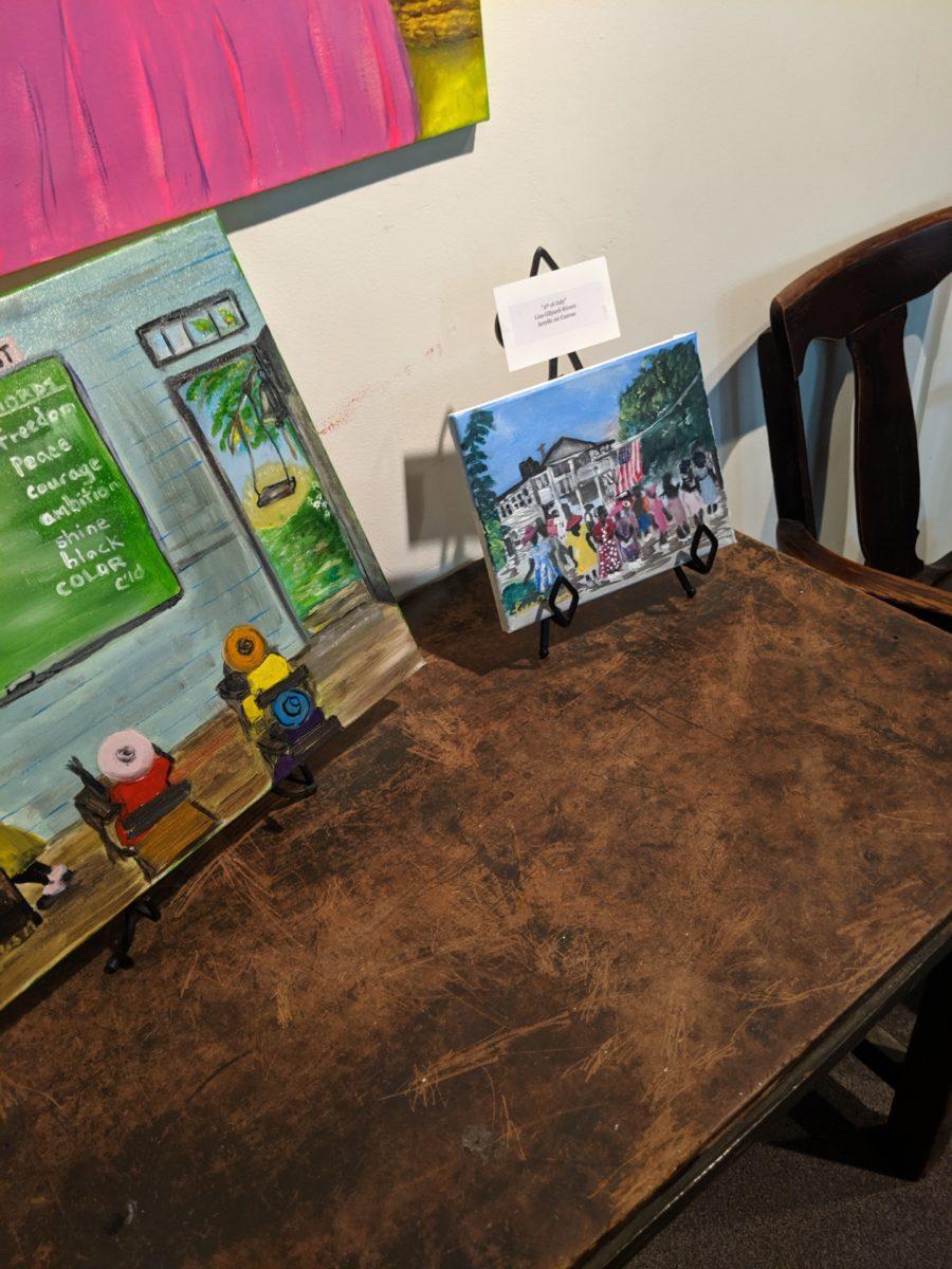 IMG_20190608_140940 The Art of Lisa Gilyard-Rivers: A Gullah Homecoming Exhibit at Penn Center