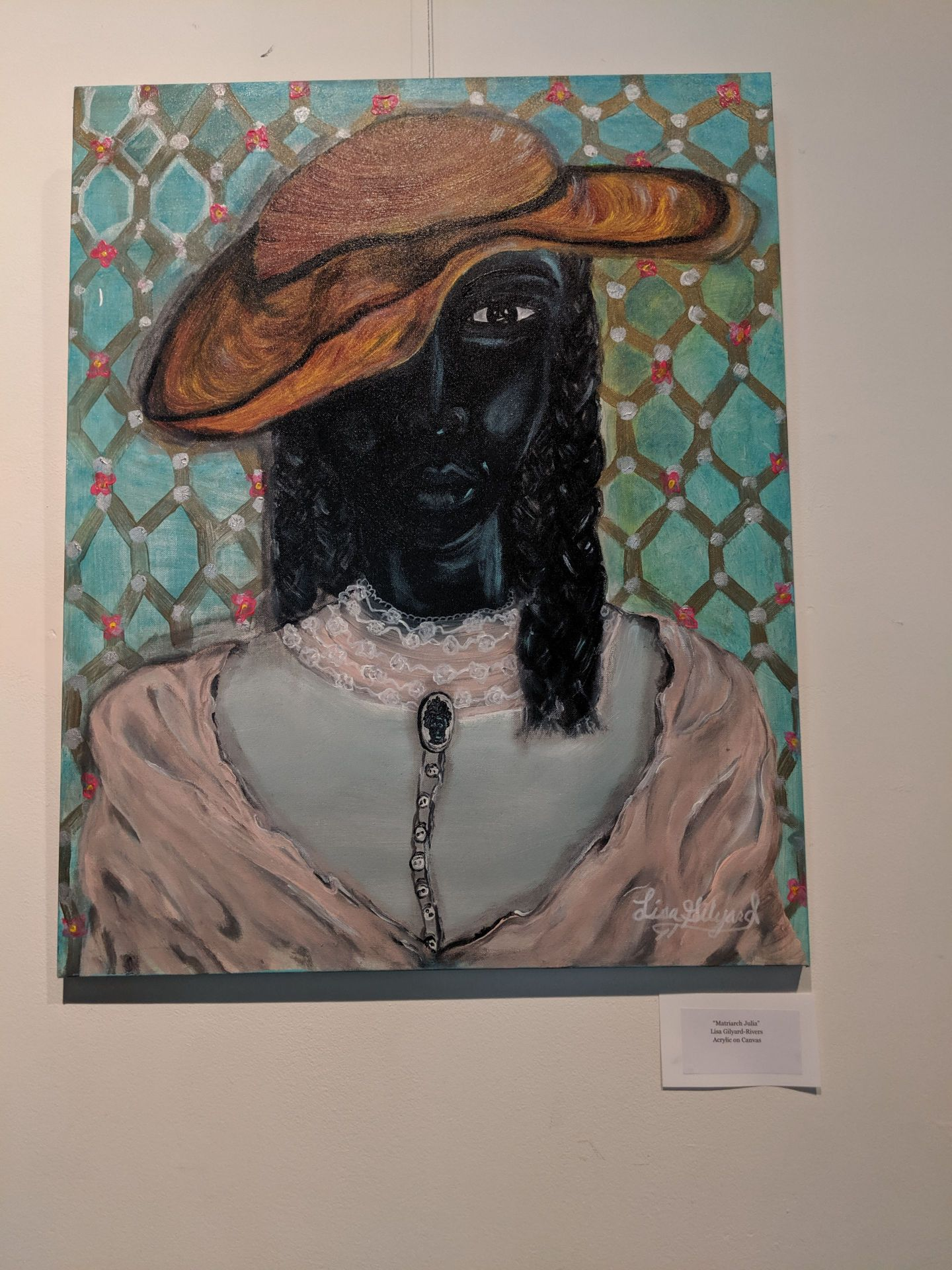 IMG_20190608_140947 The Art of Lisa Gilyard-Rivers: A Gullah Homecoming Exhibit at Penn Center