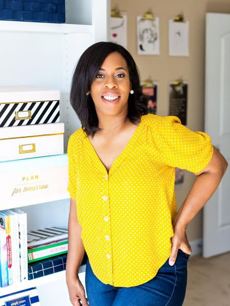 SaraCoffinPhoto-BaileySheaDesigns-16_ba5f88d2-ce46-40db-b5e4-8963fcfd58eb_grande Raleigh Based, Black Owned Planner Company Wants To Organize Your Life