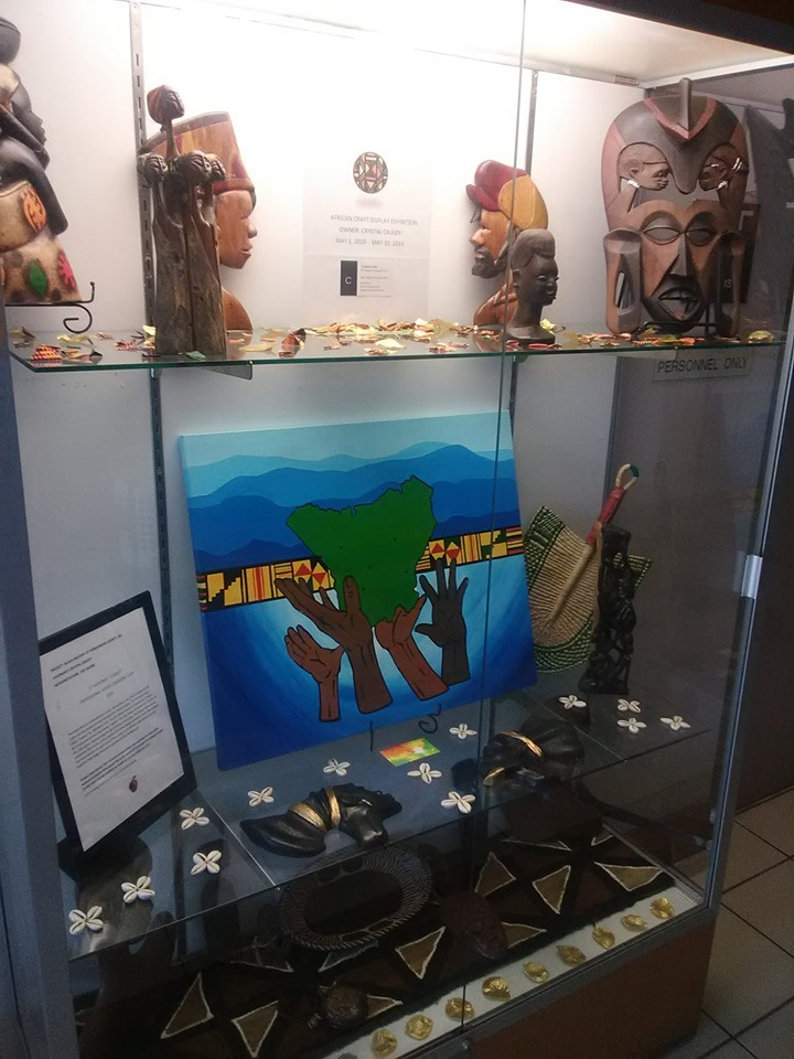 bio-2 Henderson County, NC Natives Launches Black Art and Craft Exhibition