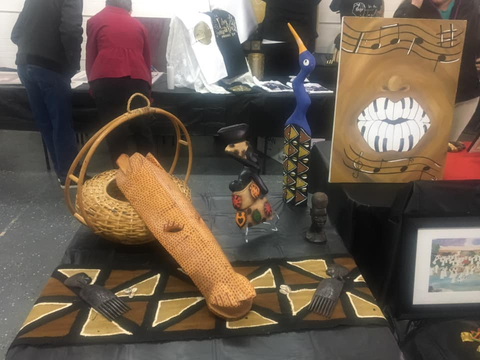 bio4 Henderson County, NC Natives Launches Black Art and Craft Exhibition