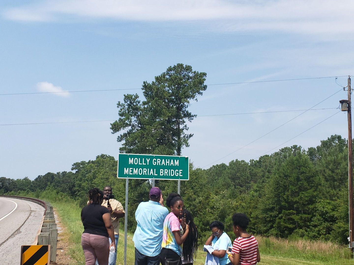 20190704_112408-1440x1080 South Carolina Bridge Dedicated to Molly Graham, African American Naturopathic Herb Doctor