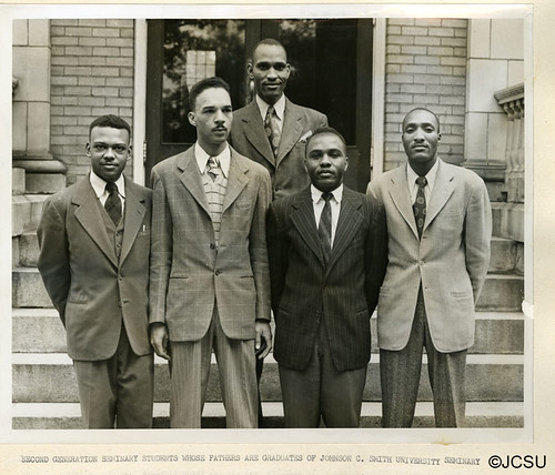 2219402082_376eef0c0f HBCU Men: Southern Gentlemen from the Past at Johnson C. Smith