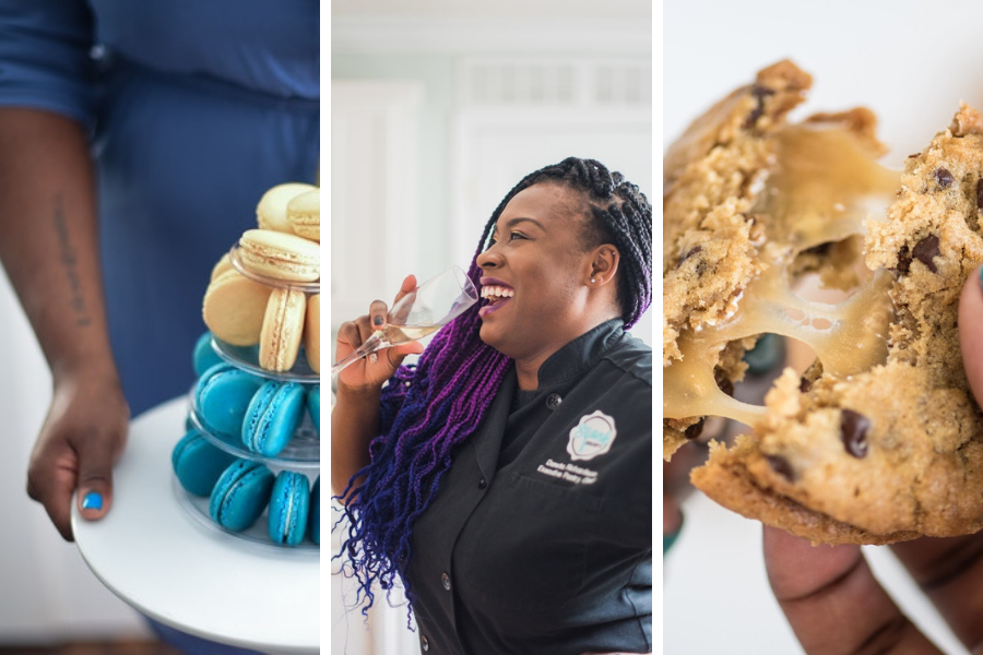 Gullah-41 Dessert Connoisseur, Danetra Richardson, Crowdfunds for 1st Brick and Mortar Shop