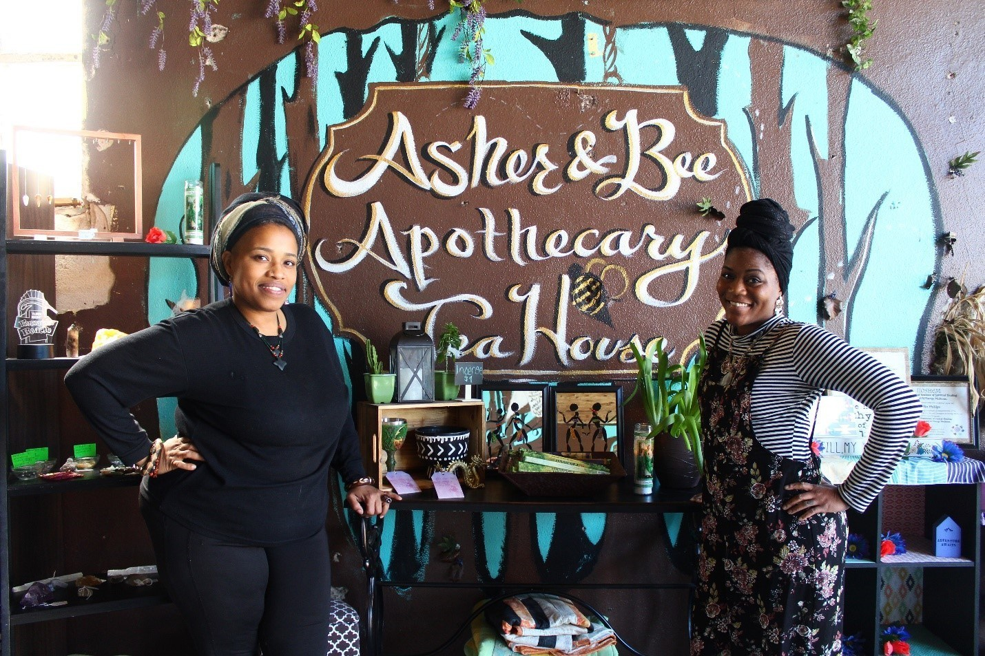 asher-and-bee Teahouse Asher & Bee Provides a Welcomed Haven in Downtown Pensacola