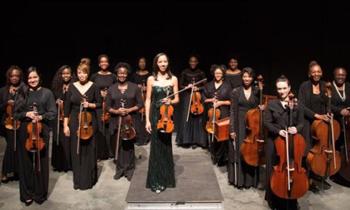 Anyango-Orchestra HBCU Arts and Classical Music: Allen University Hosts Colour of Music