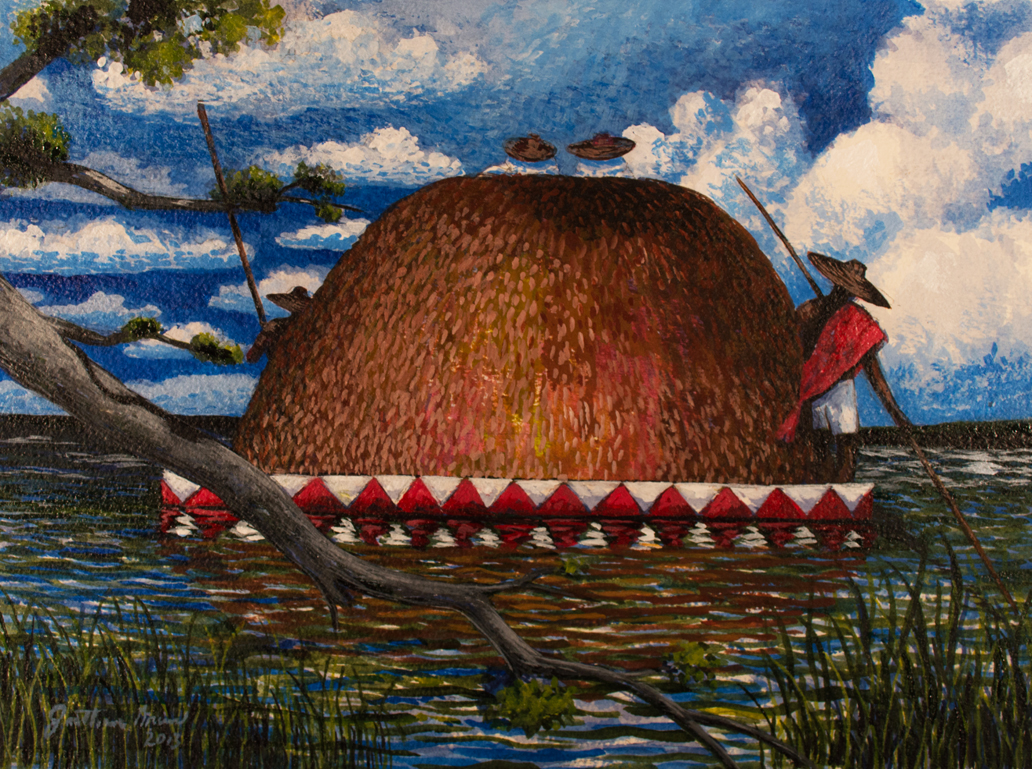 Loaded-Rice-Barge Lowcountry Food Heritage: Celebrating Rice Culture and the Gullah-Geechee People