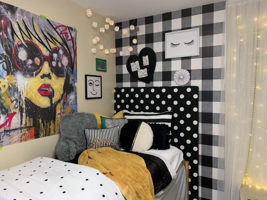 image1-22 HBCU Dorm Decor: Modern Preppy Style at North Carolina A&T