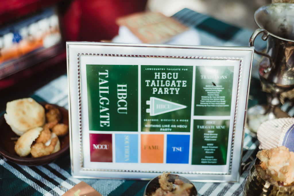 DSC_7620 HBCU Party Time: HBCU Tailgating Traditions with Lowcountry Biscuit Bar Inspiration