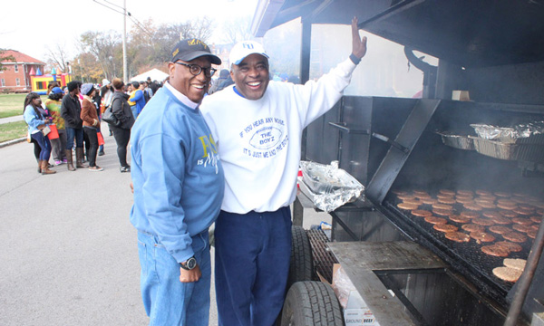 """Fisk-Tailgate-1 HBCU Tailgate Culture and Food: Eating at """"Home"""""""