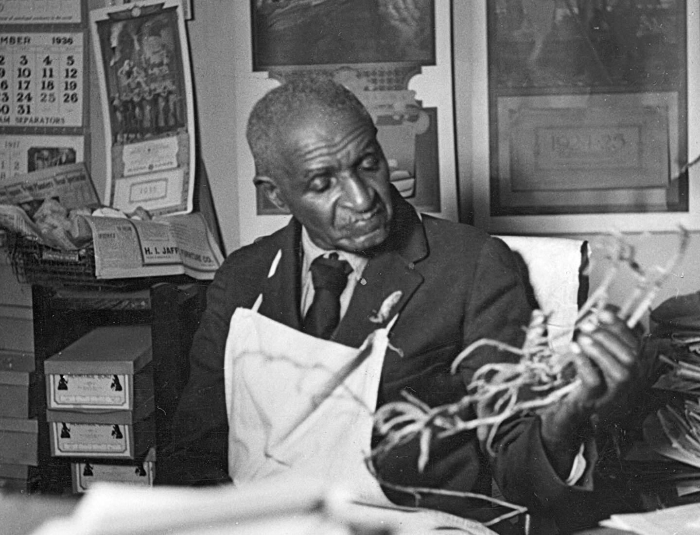 George-Washington-Carver-in-Lab-at-Tuskegee-1938-1440x1101 HBCUs and Black Farmers Forge a Revitalized Relationship