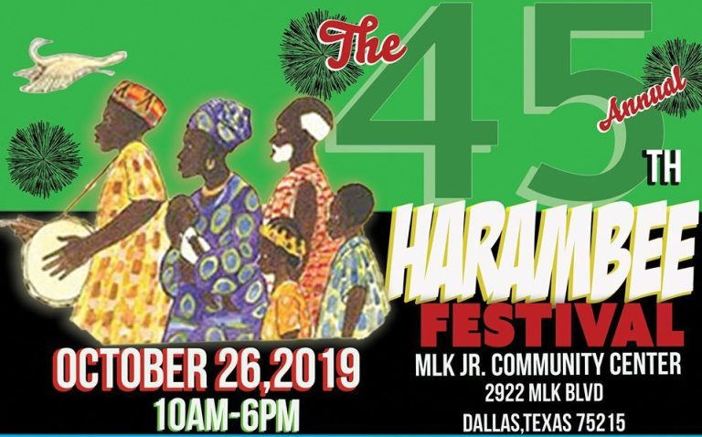 Harambee-Fest Black Heritage Travels: Welcome Fall by Attending a Fall Harvest or Heritage Festival