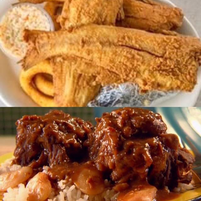The-Fish-Fry-Oxtails-and-Catfish Fall in Middle Tennessee: Copper Skies, Whiskey, History & Good Food