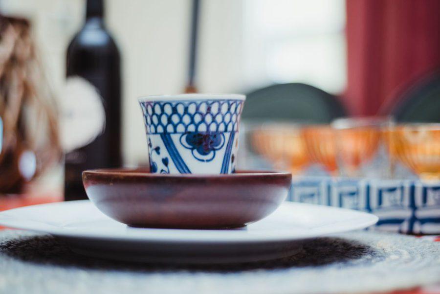 DSC_4757-2 Orange and Blue Fall Inspiration: Fall Tablescape Decor