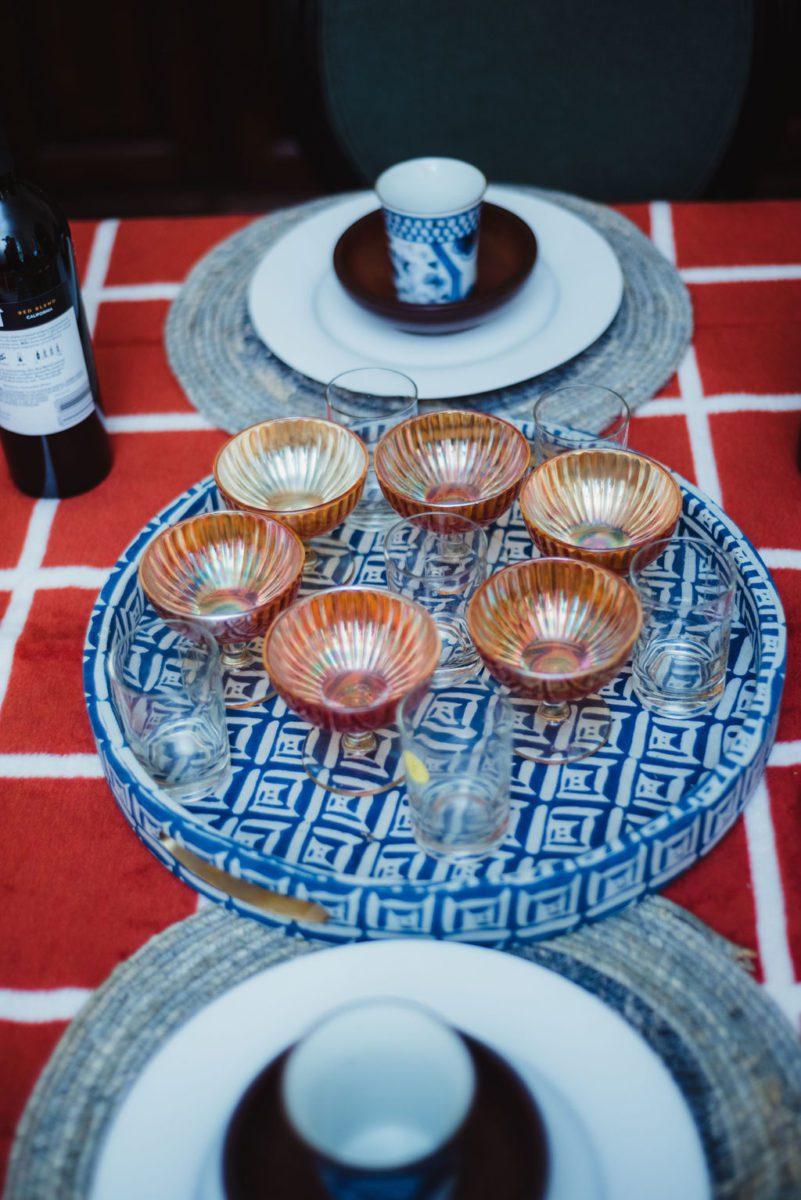 DSC_4763-1 Orange and Blue Fall Inspiration: Fall Tablescape Decor