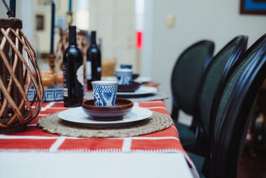 DSC_4771-1 Orange and Blue Fall Inspiration: Fall Tablescape Decor
