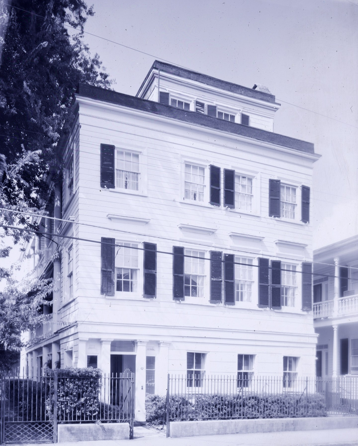 Dewar-House-owned-by-Eliza-Seymour-Lee-1440x1790 Black Southern Caterers: A History of Enterprise and Culinary Good Taste