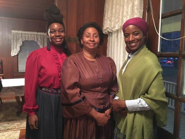 Heritage Travel: Penn Center Charlotte Forten Day