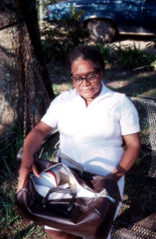 Midwife_Annie_Mae_Taylor-Jasper_Florida_8766888251 African American Midwives Books to Add To Your Collection
