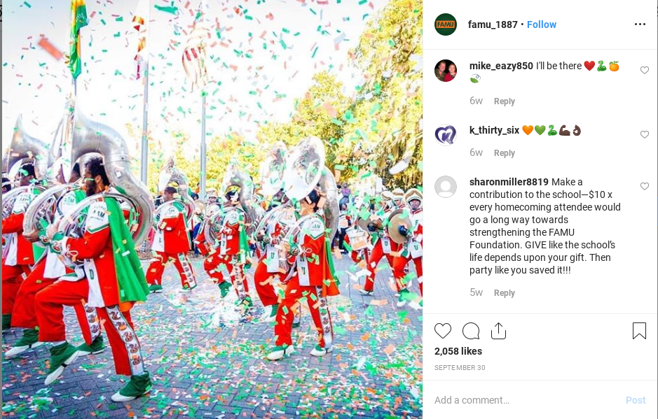 "homecoming HBCU Heritage: FAMU Alum Digitizes Decades of Marching ""100"" Performances"
