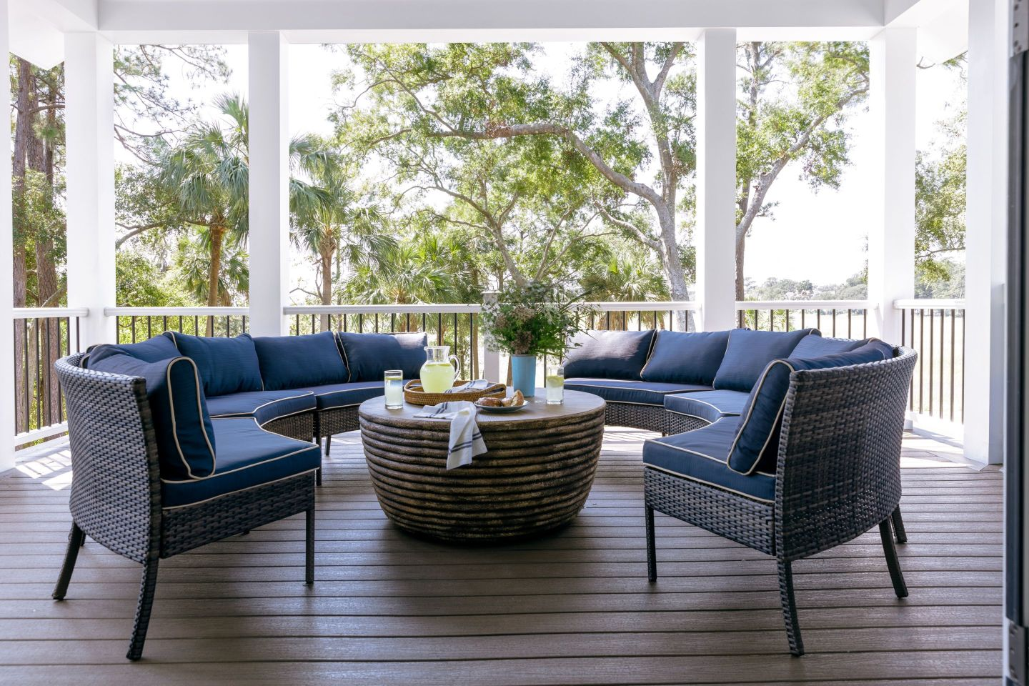 HGTV-Dream-Home-2020-Multi-Purpose-Room-Deck Lowcountry Vacation Home Style in Hilton Head with HGTV Dream Home 2020