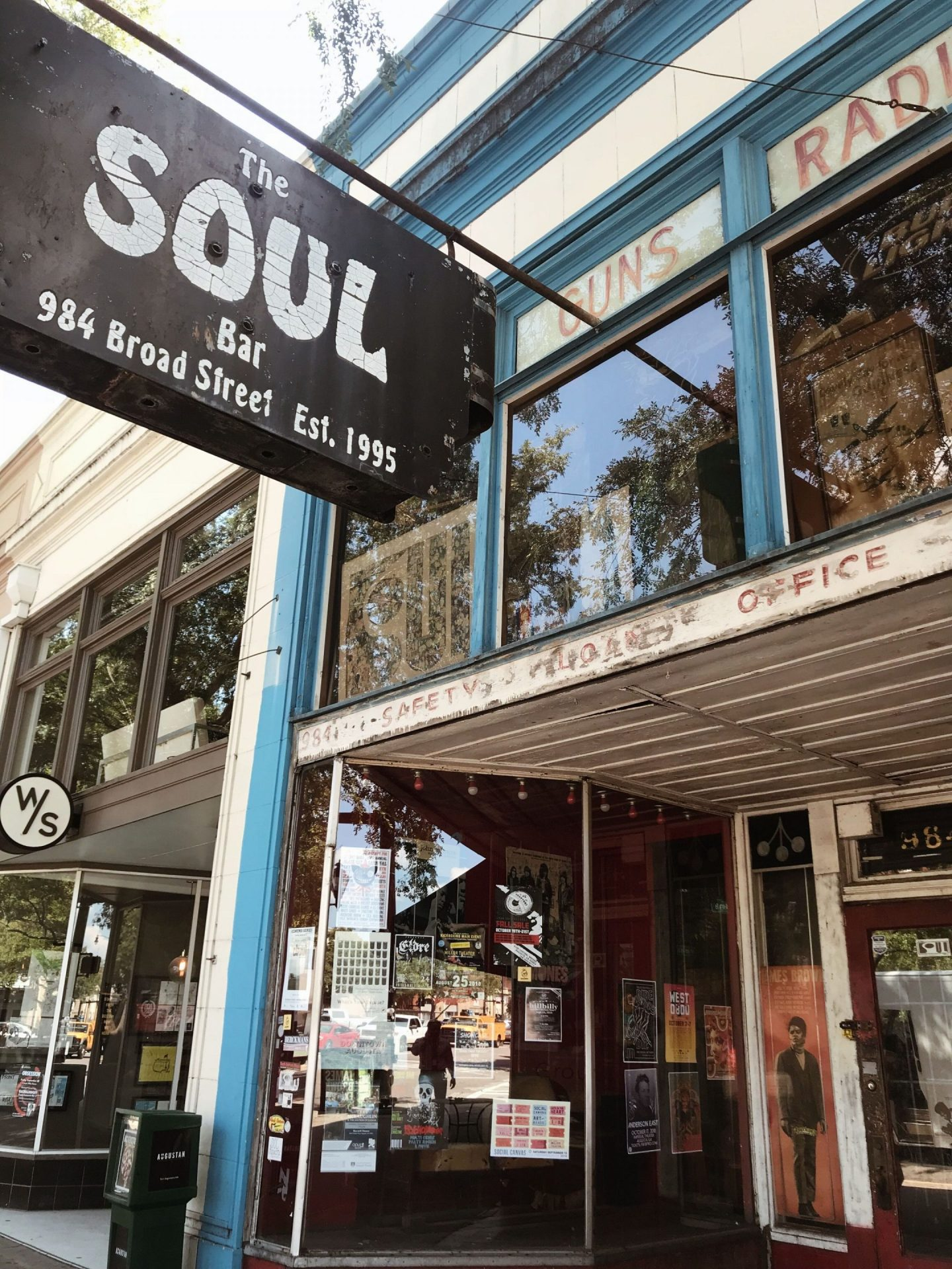 Soul-Bar-Augusta-CREDIT-Victoria-Van-Ness--scaled Black History Month Travels: Augusta, GA - James Brown to Jessye Norman