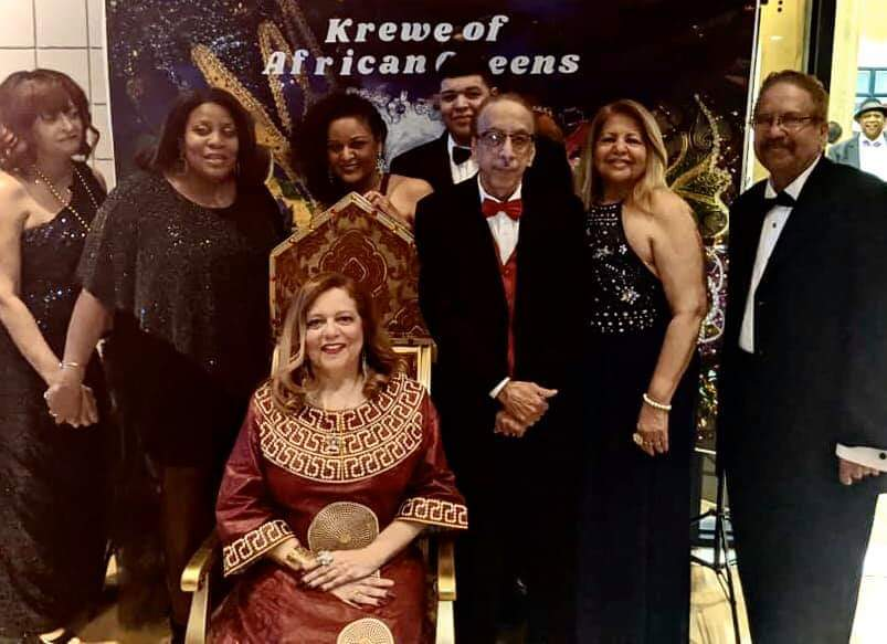 Black Mardi Gras Heritage: Pensacola Krewe of African Queens