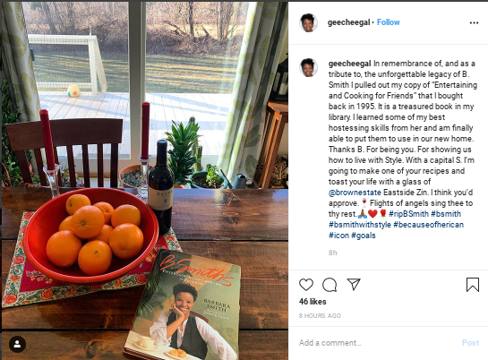 Screenshot-2020-02-24-at-11.28.14-PM In Honor of B. Smith: 10 Instagram Tributes to the Ultimate Hostess