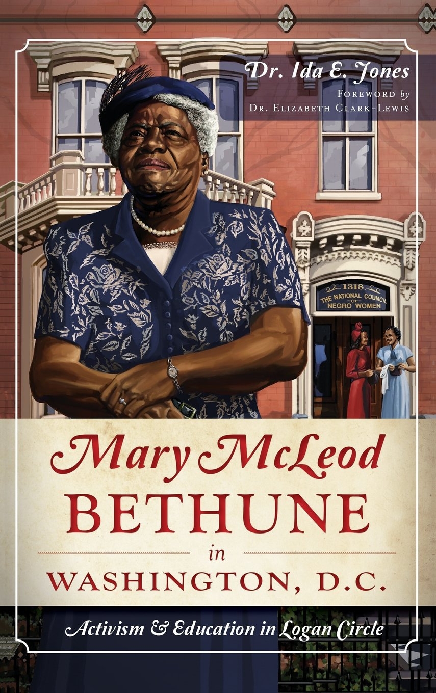 815mj9AGKML Florida Heritage:  Mary Mcleod Bethune Books to Add To Your Coffee Table