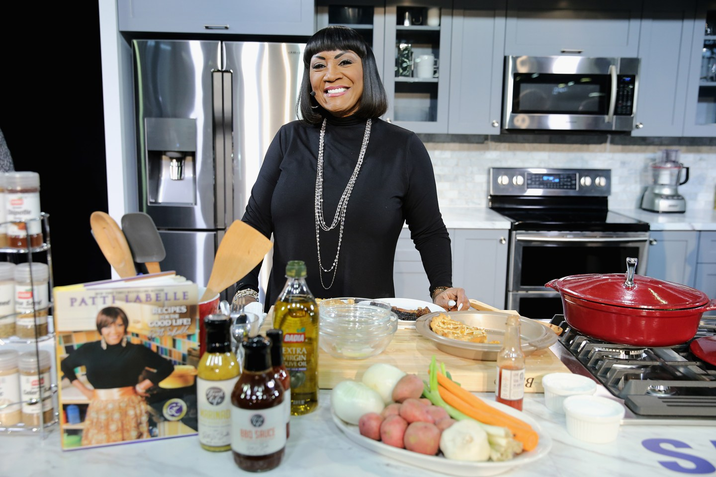 Patti-Labelle-Cooking-1440x960 Black Women and Our Legacy of Making Others Feel Comfortable in our Homes