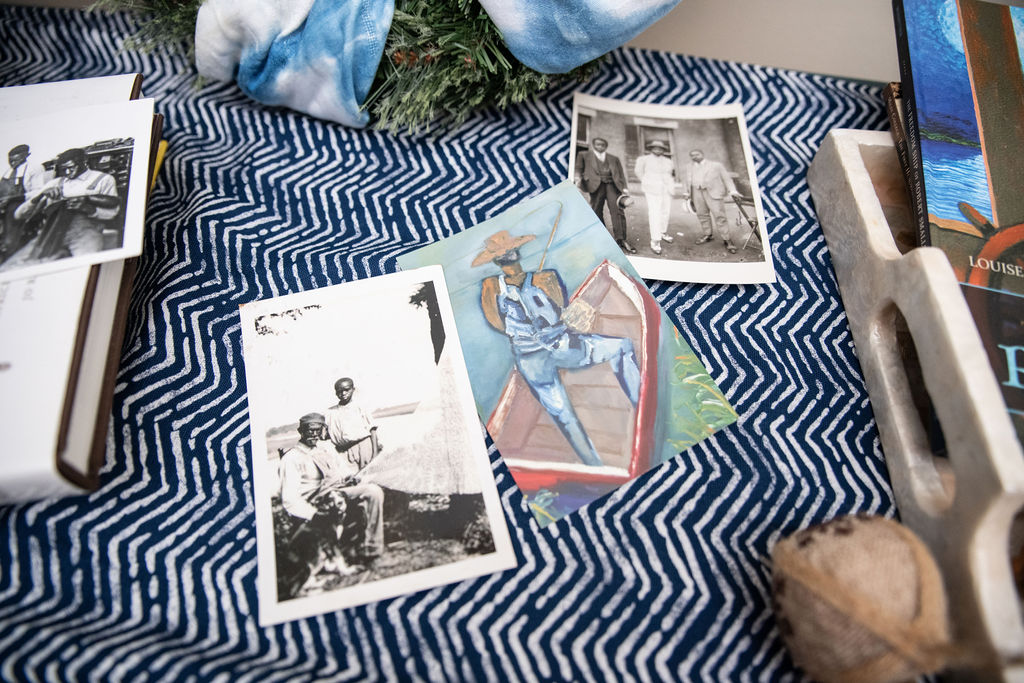 Black Design Heritage: Indigo In Your Home and History