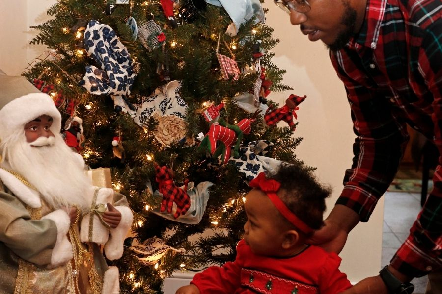 Holiday Heritage: Black Santa's to Add to Your collection