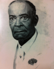 Image of Louisiana's first, Black doctor.