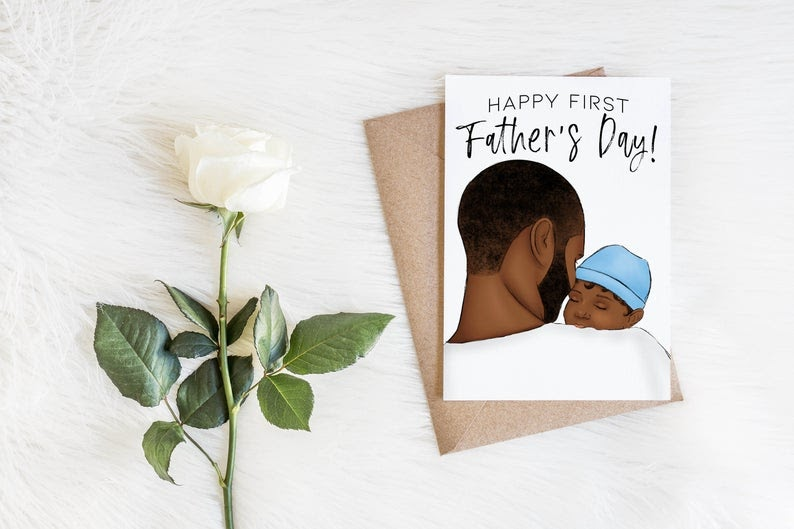 Black-Owned Father's Day Stationery Guide