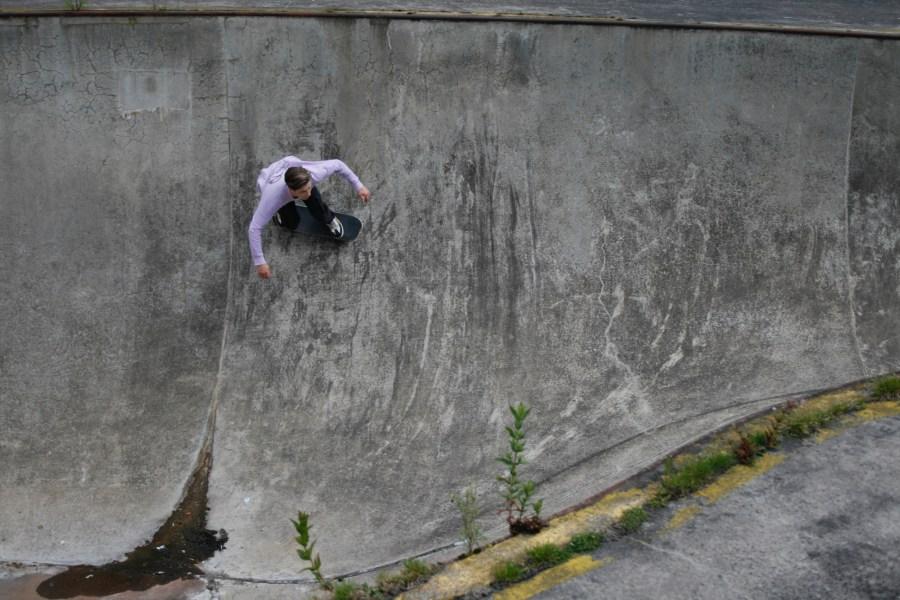 Watch Black Spell's Go Skateboarding Day at Prissick Plaza Short Edit