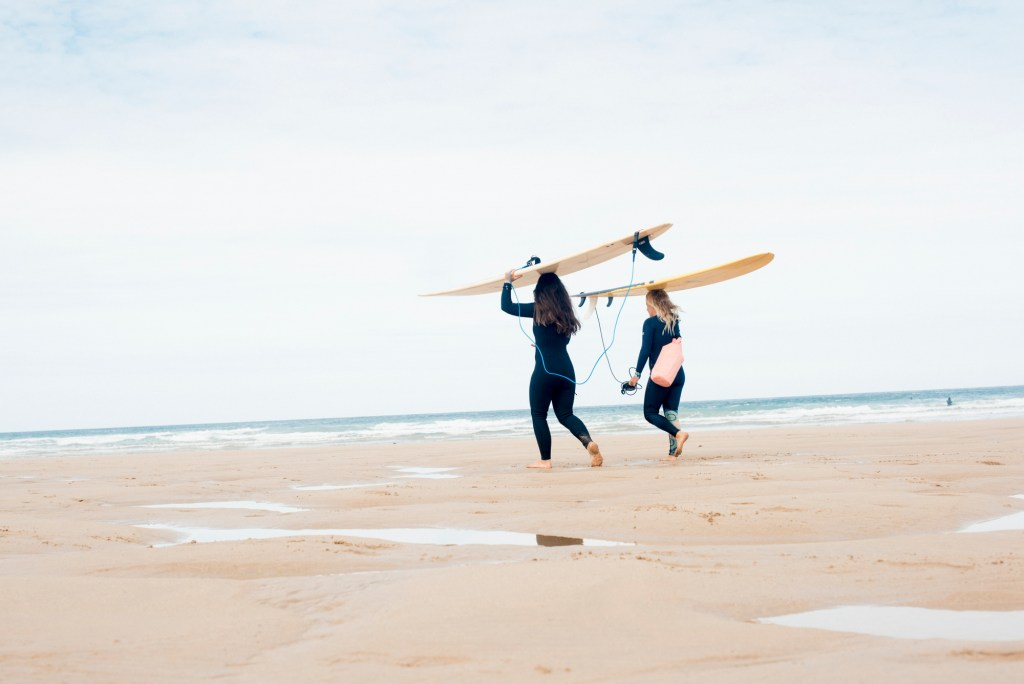 Lessons In Surfing – Allannah Brown – Community Feature