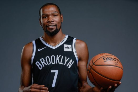 Kevin Durant Tests Positive for Coronavirus and Provides ...