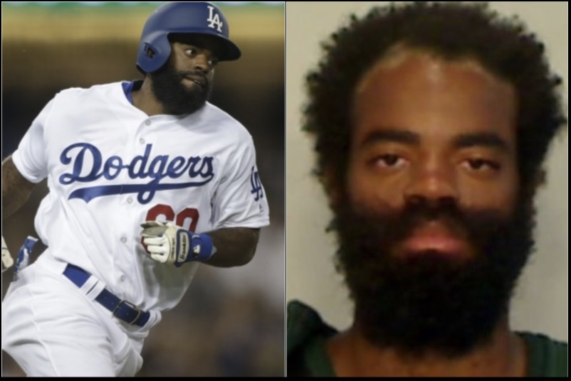 L.A Dodgers player Andrew Toles arrested for sleeping in car