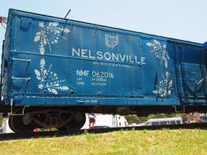 Nelsonville Music Festival 2017. Photo by: Brooke Forrest