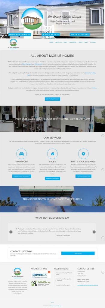 All About Mobile Homes