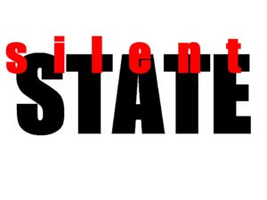 silent state red and black