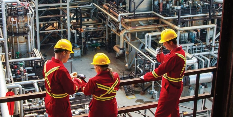 Case Study – Shell Scotford Refinery Turnaround