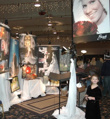 Sioux Falls South Dakota Black Tie Bridal Showcase: The day after
