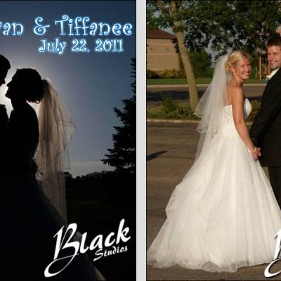 Ryan and Tiffanee 07.22.11 – Beresford South Dakota Wedding Photography